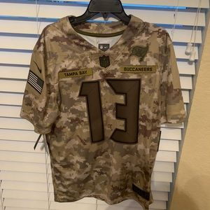 New Nike Mike Evans Salute to Service Jersey